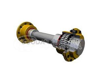 福克T50蛇形弹簧联轴器