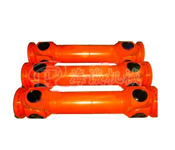 WH型无伸缩焊接式联轴器