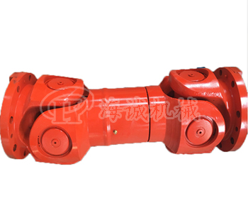 SWC-DH short telescopic welded universal joint